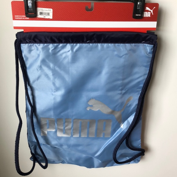 80d54eaa52f6 Two sided carry sack by Puma